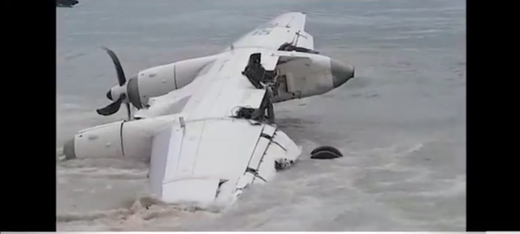 4 DeadAfter Cargo Plane Crashed In Ivory Coast